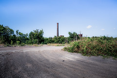 song.of.annihilation (jonathancastellino) Tags: hamilton ontario architecture field invisible stack nature entropy vacant empty drive leica m summicron sky path industrial ngc