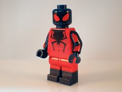 lego spiderman 2099 - photo #16