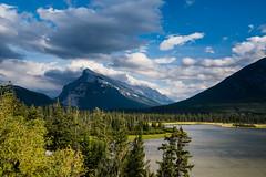 Mt. Rundle (Osprey-Ian) Tags: banff alberta rockymountains mtrundle vermilionlakes