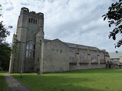 St Andrew's Church, Roker, Sunderland (Arts and Crafts) 1905-1907 (flambard) Tags: edwardburnejones burnejones artsandcrafts churcj standrews roker fulwell sunderland tyneandwear england uk