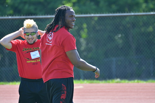 2016 Jamaal Charles Play Unified Day