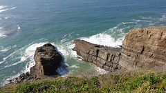 The Gap (Rckr88) Tags: port st johns portstjohns viewfromthegap thegap the gap easterncape eastern cape southafrica south africa sea water ocean waves wave coastal coastline coast rockycoastline rocks rock cliff cliffs travel outdoors nature