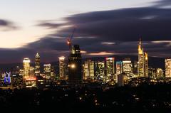 Frankfurt Skyline (don_quijote89) Tags: frankfurtammain frankfurt hessen germany sky skyline wolken wolkenkratzer bewölkt nikon nikond5100 d5100 sigma