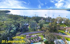 20 Lakeshore Avenue, Chain Valley Bay NSW