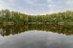 Am Karauschenweiher (G_Albrecht) Tags: binnensee landschaft see wasser weiher