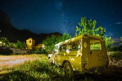 Noche en Ceresa. (Hurti) Tags: ceresa nocturnas sobrarbe sony viaje a6000 alpha