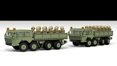 TRK - 813 (John Moffatt) Tags: lego truck army military