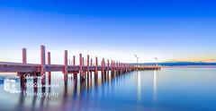 Sunset Safety Beach (David Williamson Photography) Tags: victoria australia longexposure landscape sunset seascapes slowshutter melbourne water ocean sea canon 5dmk3 canon1635f4