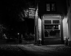 john bull chophouse wigan mono (g a millington) Tags: longexposure night nightphotography nightlife wigan 57amarketplace england unitedkingdom gb johnbull thebull johnbullchophouse pub publichouse englishpub boozer drinkers nightout mono blackandwhite monochrome urban towncentre