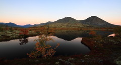 Morning Magic (TrondSphoto) Tags: drlen rondanenationalpark sunrise september trondsphoto canon