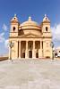 Parish Church of the Assumption of the Blessed Virgin Mary into Heaven (RunningRalph) Tags: church dome kerk koepel malta mgarr limä¡arr
