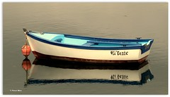Titanic (patrick_milan) Tags: boat ship bateau mer sea finistre bretagne colors landscape iroise water plouguin saint pabu brittany saintpabu ploudalmezeau porsall treglonou titanic little saariysqualitypictures dockbay