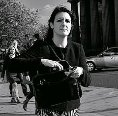 Portrait (Close up 2) (vmanseventy) Tags: robertbmcneill tripuk scotland edinburghstreetphotography edinburghinternationalfestival scottishstreetphotography peoplephotos nikon ricohgrd1v lefteyed 50mmlens streetcandid blackandwhite filmphotography decisivemoment edinburghcastle princesstreet royalmile stgiles highstreet mound moundsquare eastprincesstreetgardens sirwalterscottmonument nationalgalleryofscotland rsa ramsaygarden waverley rosestreet playfairsteps westprincesstreetgardens georgeivbridge nikonf65 nikonfm fujix100s ricohgr panasoniclumixgm11232mmlens olympusbodycaplens panasonic20mm17ii fujixpro1 fuji18mmf2lens fuji27mmlens kodakportra160400 agfaisoletteiiisolinar45lens