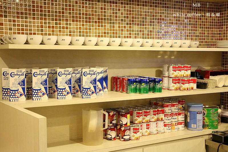 MB white coffee士林店南洋風味美食咖啡廳009