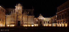 La Cattedrale (EmilioFaithFul) Tags: nightscapes church lecce