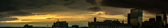 September 2016 Louisville Sunset (mathewballard) Tags: architecture city cityscape clouds cloudscape panorama sunset panoramic urban sky light beautiful view building fall evening louisville kentucky unitedstates us