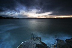 Vico Dawn (Kevin.Grace) Tags: ireland dublin sea irish baths vico sunrise seascape landscape
