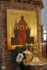 1. Престольный праздник в Святогорске 30.09.2016