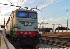 E646 158 (MattiaDeambrogio) Tags: treno treni train trains e646 158 novara storico stazione ferroviaria