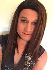 IMG_9150 (kamara881) Tags: crossdresser crossdressing tranvestite trans transgender transisbeautiful transwoman tranny genderqueer genderfluid girlslikeus tgirl androgynous maletofemale mtf femboy kamara lovefashion newlook leatherjacket skinyjeans kneehighboots fashionblogger hrt m2f
