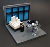 3...2...1... (Grantmasters) Tags: robocop ed209 detroit lego robocoptober