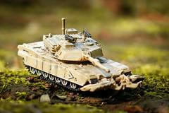 M1 abrams (yudho w) Tags: abrams mainbattletank mbt diecast scalemodel usarmy toyphotography yudho