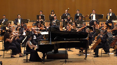 Carrie Chen con la Real Filharmonía Galicia 2
