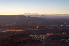 Dead Horse State Park (Anish Patel Photo) Tags: landscapes sunrise canyon canyonland colorado plateau utah golden hour