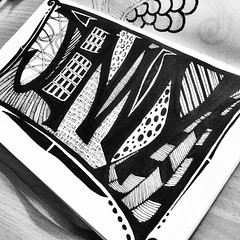 Zentangle 4 (jennyfercervantes-ng) Tags: zenspirationzentangle zendoodle zentangleartzentanglefigures art illustration artistsketch pen artsy masterpieceartoftheday colored inkdrawingmoleskine sharpiepens sharpiesunipin coloringpage coloringbookphcoloringpageforadults coloringpagephziabyjenny