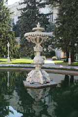 Fountain Dolmabahe Palace (Ray Cunningham) Tags: dolmabahe palace istanbul turkey ottoman sultan osmanl imparatorluu empire turkish islam