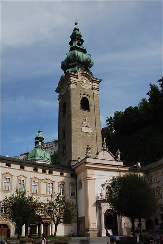 Iglesia de San Pedro (Salzburgo, 21-7-2016)