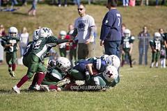 IMG_2480eFB (Kiwibrit - *Michelle*) Tags: pee wee football winthrop monmouth boys team game 101516 play