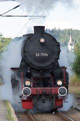 Train at Titisee 0Q6A1437 (jmdouble) Tags: germany steam locomotive titisee