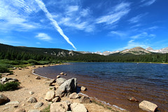 Brainard Lake (lewismd13) Tags: colorado brainardlake mountains hiking mountainlake