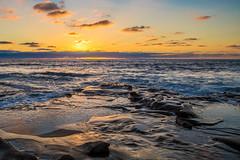 La Jolla Tide Pools at Sunset (jerschneid) Tags: lajolla tidepools sunset sandiego ocean hightide la jolla