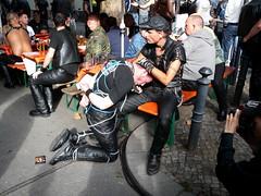 Folsom Berlin 2009 - 4015 (blacknshiny) Tags: leatherman folsom leatherjeans fullleather leather