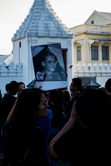 DSC03902 (Single Travel to be Strong) Tags: thailand thai king funeral bhumibol rip kings held grand palace