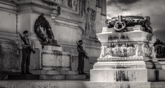 The Eternal Flame (MyWorldThroughMyLens) Tags: roma lazio italy it eternal flame memorial war soldier