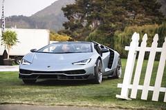 Lamborghini Centenario Roadster (Axion23) Tags: lamborghini centenario roadster thequail carweek pebblebeach carmel 2016