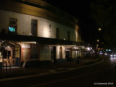 Hotel (Alco961) Tags: decorations northam westernaustralia christmastime abcopen:project=afterdark 02311203a003