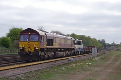 66084 worting 05/05/2013 (Offroadanonymous) Tags: 66084 worting