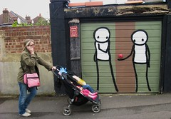 Stik/Baroque the Streets (big bozo) Tags: london adamandeve stik baroquethestreets