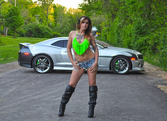 """5th Gen Camaro With Stephanie • <a style=""""font-size:0.8em;"""" href=""""http://www.flickr.com/photos/85572005@N00/8748054852/"""" target=""""_blank"""">View on Flickr</a>"""