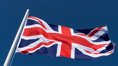Union Flag (james a brooks) Tags: jack flying flag union waving