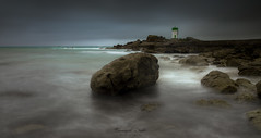 Phare de Trvignon (Emmanuel Leme | Photographie) Tags: longexposure sea sky lighthouse france water photoshop nikon europe raw bretagne atlantic breizh filter armor pointe nikkor phare hdr emmanuel lightroom bzh 18105 finistre atlantique ocan nd400 photomatix trvignon poselongue leme trgunc finistre d7000 pecoreproduction