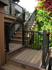 Deck_PVC_Wolf_Mississauga_01 (The Deck Store, Inc.) Tags: wolf deck railing mississauga decking pvc ligts
