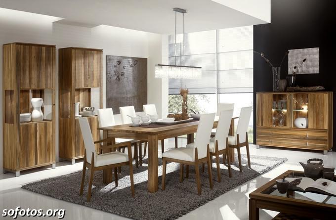 Salas de jantar decoradas (93)