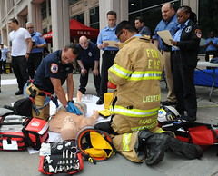 2013 FDNY EMS Competition and Health Fair (Official New York City Fire Department (FDNY)) Tags: brooklyn victim competition ambulance patient treat win emergency paramedic ems fdny emt firedepartment healthfair nyfd compete metrotech emergencymedicaltechnician emergencymedicalservice emscompetition