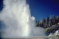 Well-named Grand Geyser (Chief Bwana) Tags: 35mm yellowstonenationalpark yellowstone wyoming nationalparks wy psa104 chiefbwana