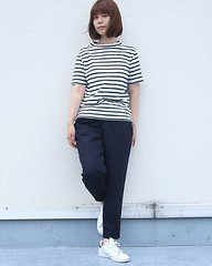 July 24, 2016 at 10:50AM (audience_jp) Tags: shop fashion  audienceshop   ootd japan aud1795  kouenji snap      upscapeaudience tokyo madeinjapan  audience  coordinate